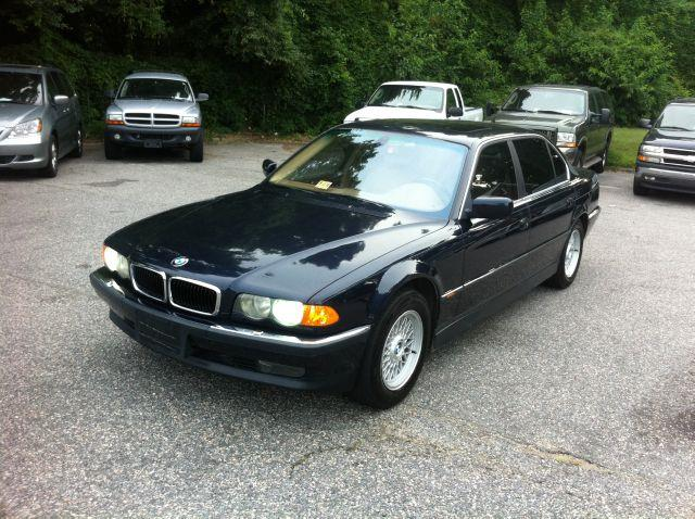 2000 BMW 7 series 740iL - Virginia Beach VA