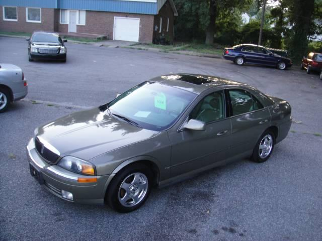 2001 Lincoln LS V8 - Virginia Beach VA