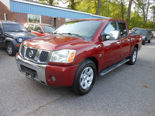 2004 Nissan Titan