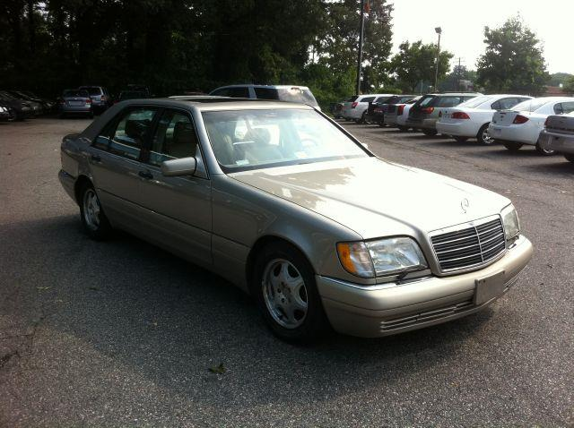 1999 Mercedes-Benz S-Class S420 - Virginia Beach VA