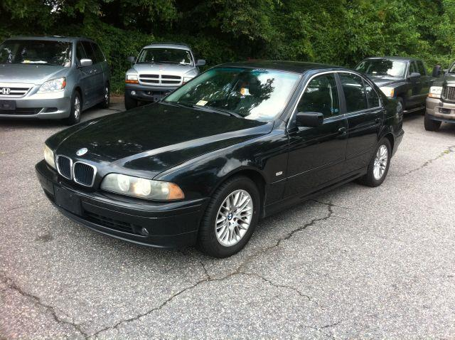 2002 BMW 5 series