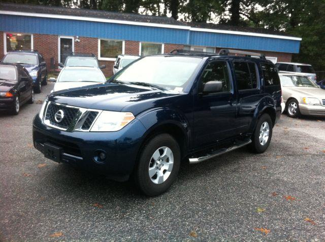 2008 Nissan Pathfinder