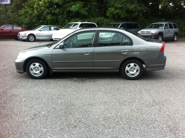 2004 Honda Civic Hybrid - Virginia Beach VA
