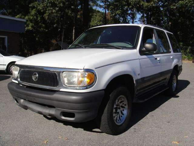 1998 Mercury Mountaineer Base - Virginia Beach VA