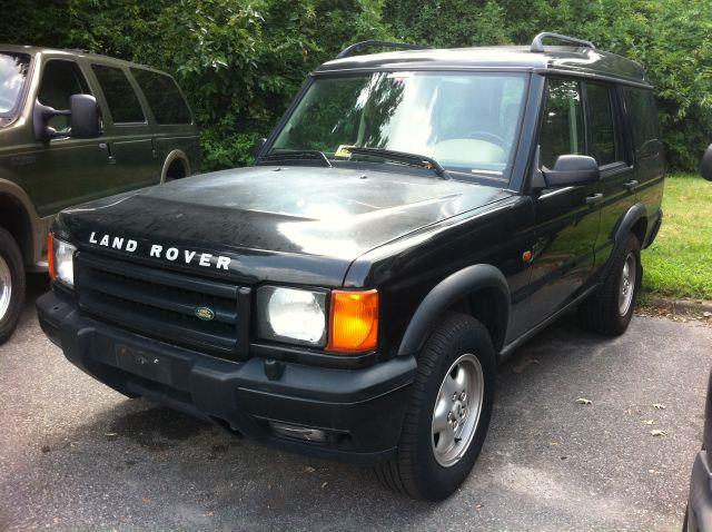 2000 Land Rover Discovery II