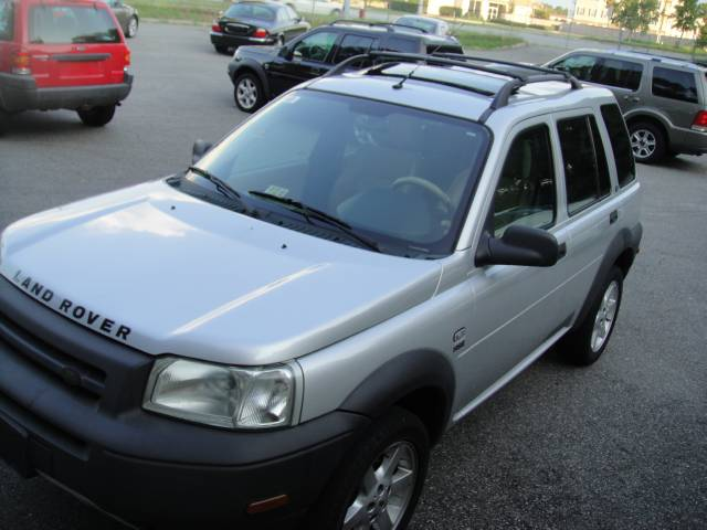 2003 Land Rover Freelander
