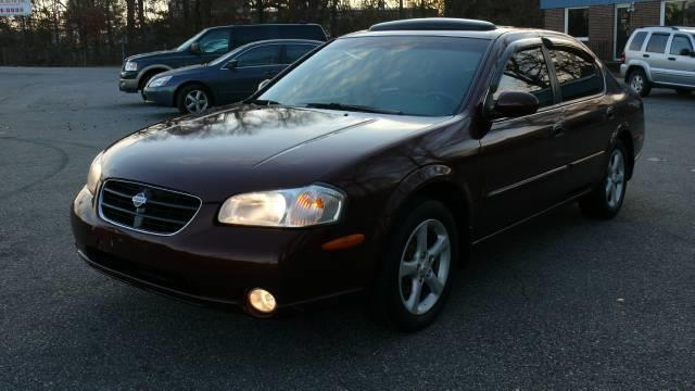 2000 Nissan Maxima