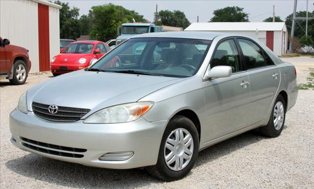 Used 2003 Toyota Camry For Sale 206 North 6th Osborne