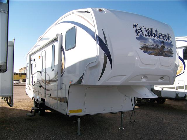 2012 WILDCAT XL 272RLX