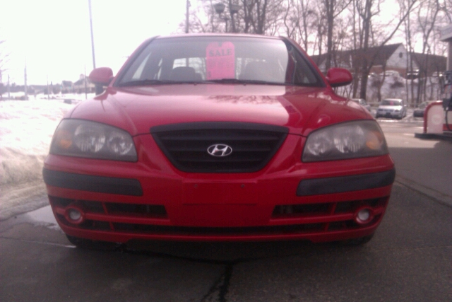 2004 Hyundai Elantra GT