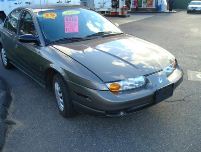2001 Saturn S Series