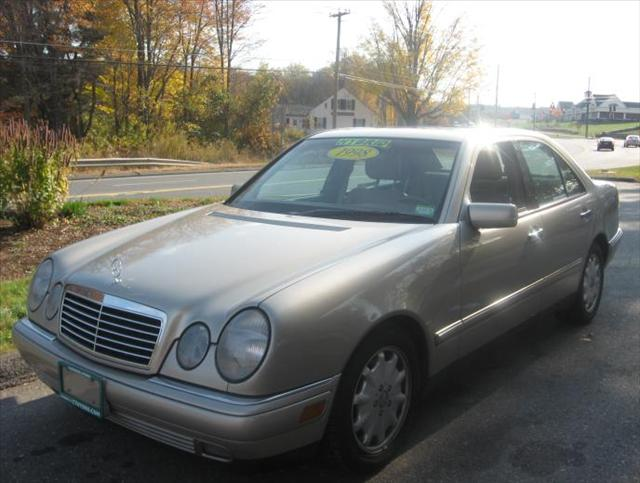 1998 Mercedes-Benz E-Class