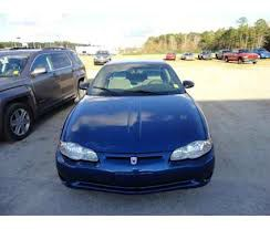 2004 Chevrolet Monte Carlo