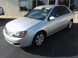 2009 Kia Spectra