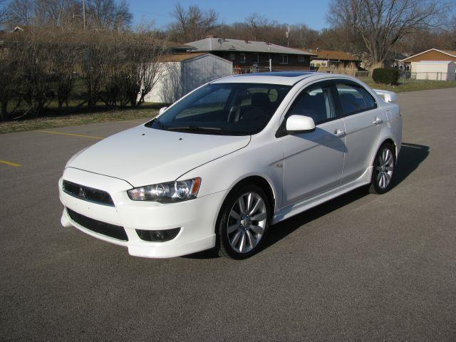 2008 Mitsubishi Lancer