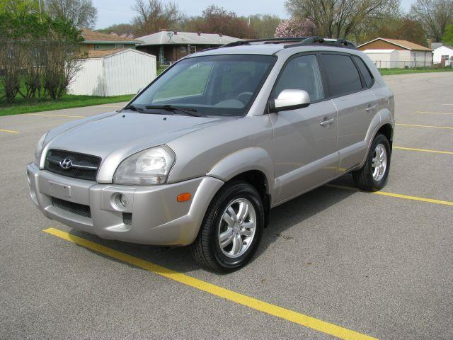 2006 Hyundai Tucson